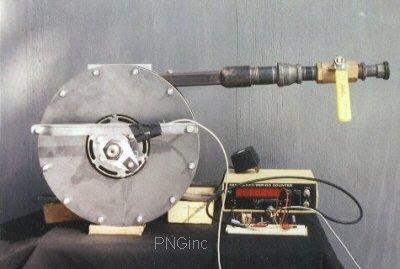 Generator tesla turbine